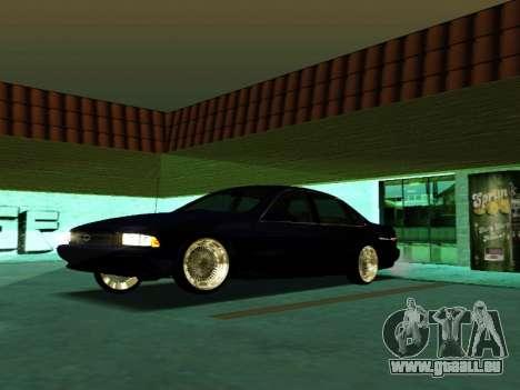 Chevrolet Impala SS 1995 pour GTA San Andreas