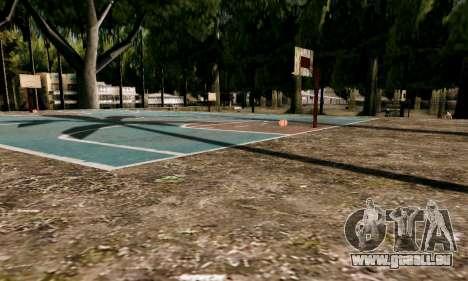 New Santa Maria Beach v1 pour GTA San Andreas deuxième écran