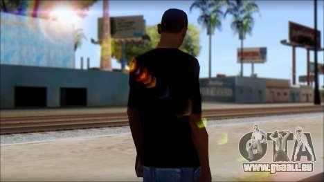 Dem Boyz T-Shirt pour GTA San Andreas deuxième écran