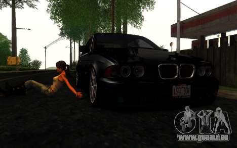 ENBSeries v5.2 Samp Editon pour GTA San Andreas troisième écran