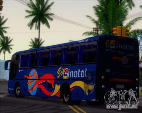 Busscar El Buss 340 Bio Linatal pour GTA San Andreas