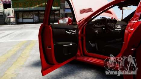 Mercedes-Benz S65 W221 AMG v1.3 für GTA 4 Seitenansicht