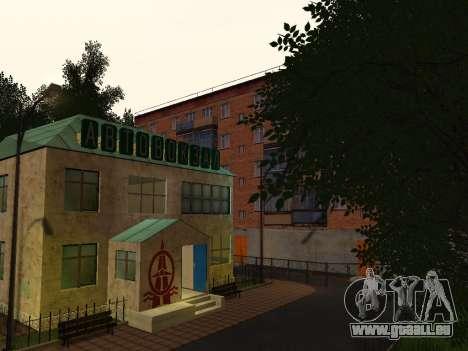ENB par Makar_SmW86 v5.5 pour GTA San Andreas cinquième écran