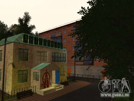 ENB von Makar_SmW86 v5.5 für GTA San Andreas fünften Screenshot