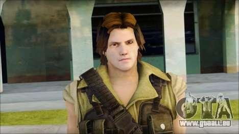 Carlos für GTA San Andreas dritten Screenshot