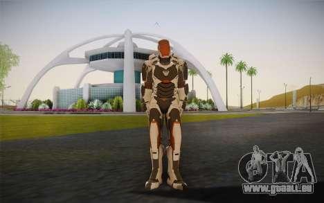 Iron Man Gemini Armor pour GTA San Andreas