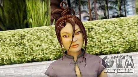 Girl on heels für GTA San Andreas dritten Screenshot