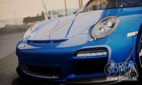 Porsche 911 GT3 RS4.0 2011 pour GTA San Andreas moteur