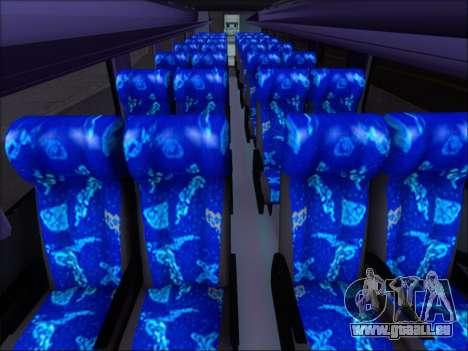 Marcopolo Viaggio 1050 G7 Buses Interregional pour GTA San Andreas vue arrière