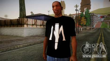 Shirt Madafaka pour GTA San Andreas