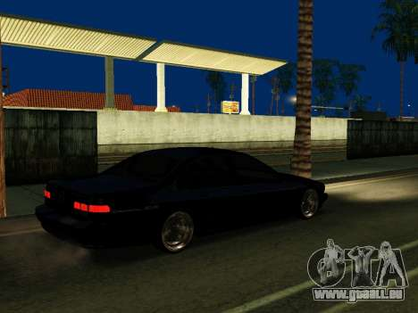 Chevrolet Impala SS 1995 pour GTA San Andreas vue arrière