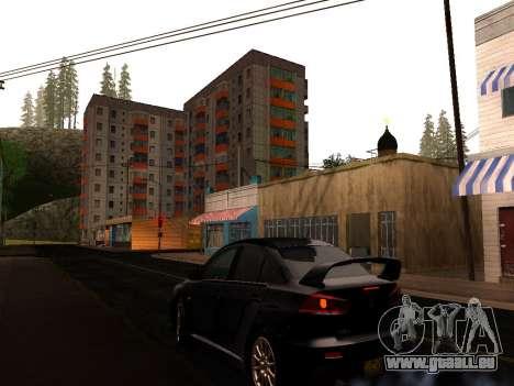 ENB par Makar_SmW86 v5.5 pour GTA San Andreas deuxième écran