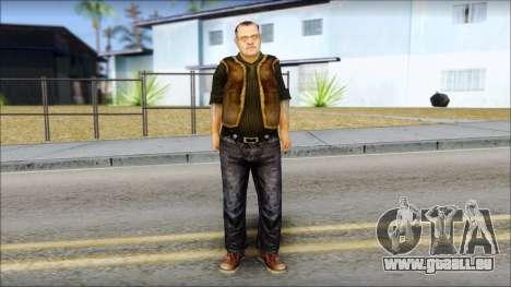 BarMan of 100 X-Ray für GTA San Andreas zweiten Screenshot
