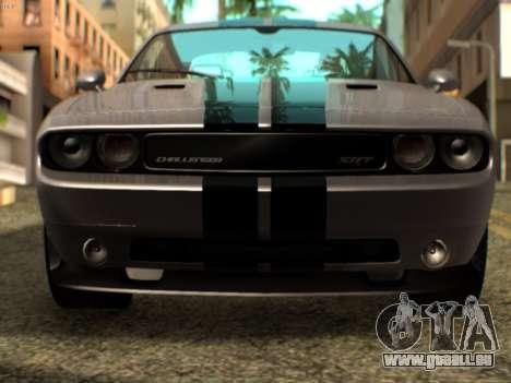 Lime ENB v1.1 pour GTA San Andreas deuxième écran