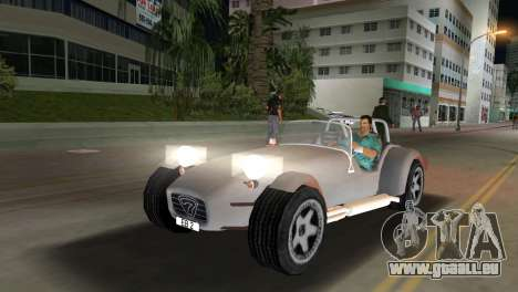 Caterham Super Seven für GTA Vice City