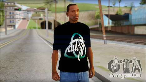 Dub Fx Fan T-Shirt v2 für GTA San Andreas
