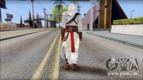 Assassin v3 pour GTA San Andreas deuxième écran
