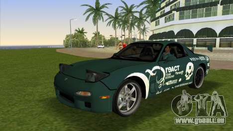 Mazda RX-7 Tuning pour GTA Vice City