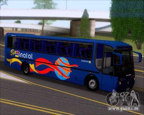 Busscar El Buss 340 Bio Linatal für GTA San Andreas Motor