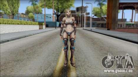 Elementalist from Soul of the Ultimate Nation für GTA San Andreas zweiten Screenshot