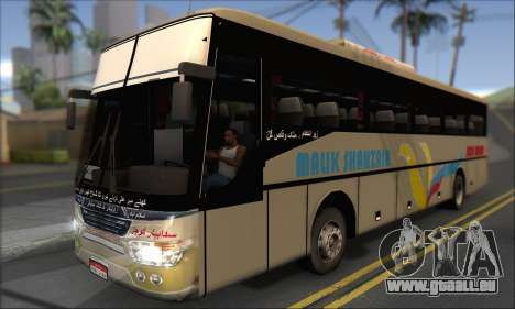 Sada Bahar Coach pour GTA San Andreas