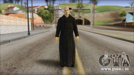 Lord Voldemort pour GTA San Andreas