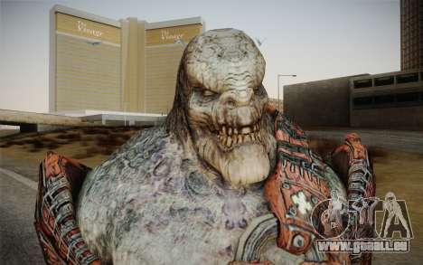 Granadier Hunter Bombs für GTA San Andreas dritten Screenshot