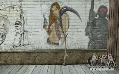 Orisis from DmC: Devil May Cry für GTA San Andreas zweiten Screenshot