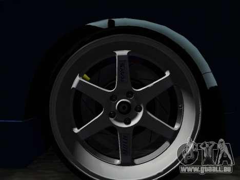 Honda NSX VeilSide für GTA San Andreas rechten Ansicht