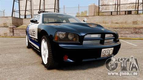 Dodge Charger SRT8 2010 [ELS] pour GTA 4