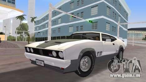 Ford XB GT Falcon Hardtop 1973 pour GTA Vice City