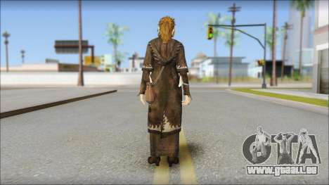 Hermione Grange pour GTA San Andreas deuxième écran