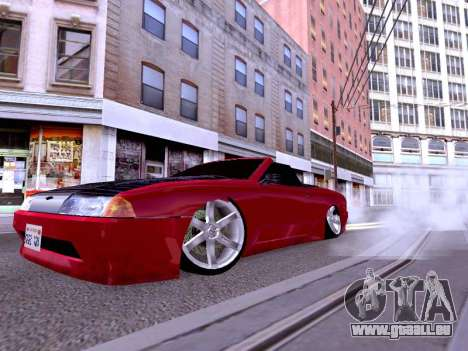Elegy Cabrio HD für GTA San Andreas
