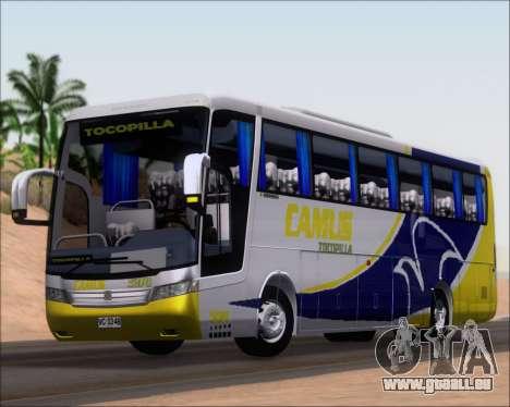 Busscar Vissta Buss LO Mercedes Benz 0-500RS für GTA San Andreas