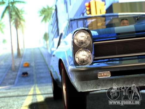 Lime ENB v1.1 für GTA San Andreas siebten Screenshot