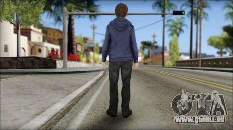 Harry Potter für GTA San Andreas zweiten Screenshot