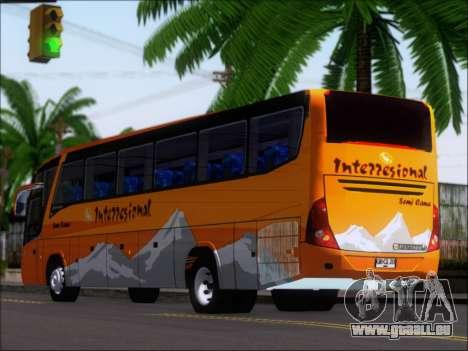 Marcopolo Viaggio 1050 G7 Buses Interregional pour GTA San Andreas vue de droite