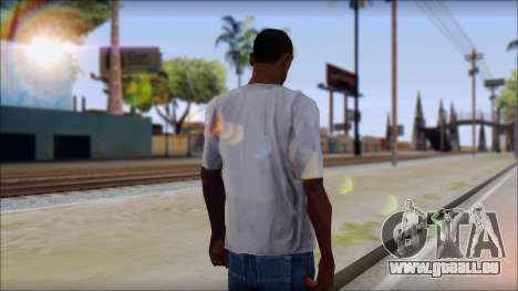 Decepticon T-Shirt für GTA San Andreas zweiten Screenshot