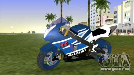 Suzuki GSX-R 1000 für GTA Vice City