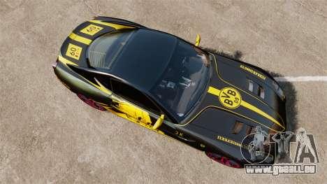 Ferrari 599 GTO PJ3 pour GTA 4 est un droit