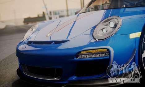 Porsche 911 GT3 RS4.0 2011 für GTA San Andreas Räder