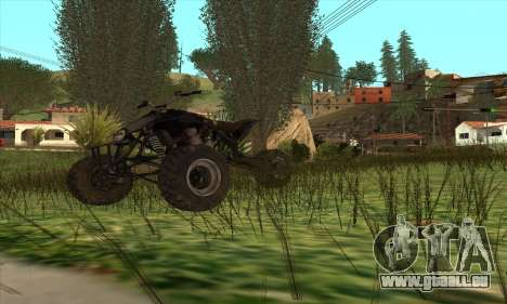 Trike from Ravaged pour GTA San Andreas