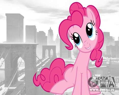 Boot-screens My Little Pony für GTA 4 sechsten Screenshot