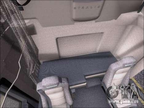 Iveco Stralis HiWay 560 E6 8x4 pour GTA San Andreas