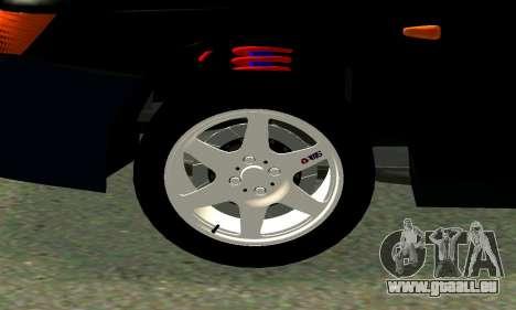 VAZ 21123 Turbo für GTA San Andreas rechten Ansicht