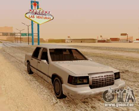 Stretch-Limousine für GTA San Andreas