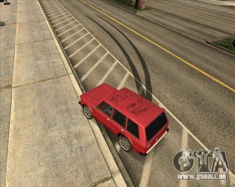 Frein pour GTA San Andreas deuxième écran