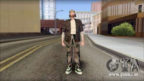 The Truth Skin pour GTA San Andreas