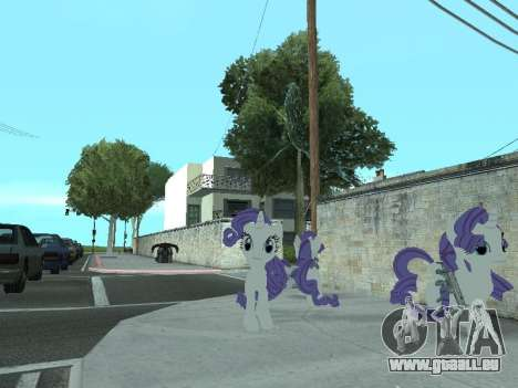 Rarity für GTA San Andreas sechsten Screenshot