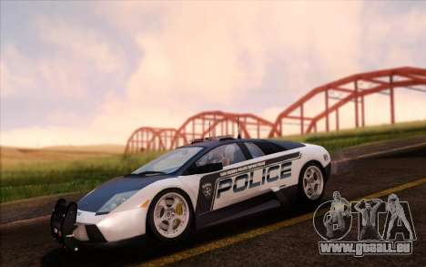 SA Ultimate Graphic Overhaul 1.0 Fix für GTA San Andreas fünften Screenshot